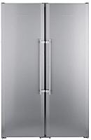 Холодильник с морозильником Liebherr SBSes 72630 -