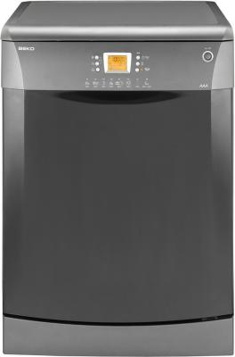 Посудомоечная машина Beko DFN 6832 B - вид спереди