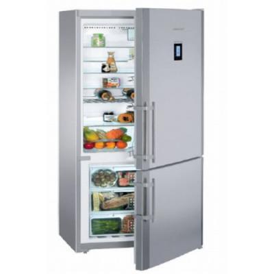 Холодильник с морозильником Liebherr CNes 5156 - общий вид
