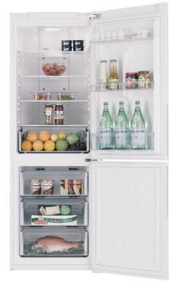 Холодильник с морозильником Samsung RL-34 EGSW - общий вид
