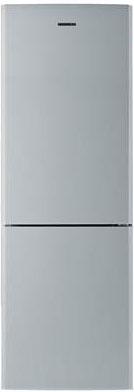 Холодильник с морозильником Samsung RL-34 SCSW - Вид спереди