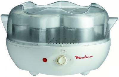 Йогуртница Moulinex DJC141 - вид спереди