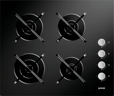 Газовая варочная панель Gorenje GT640BG - Общий вид