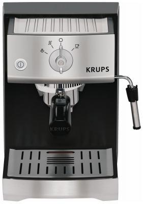 Кофеварка эспрессо Krups XP 5220 - вид спереди