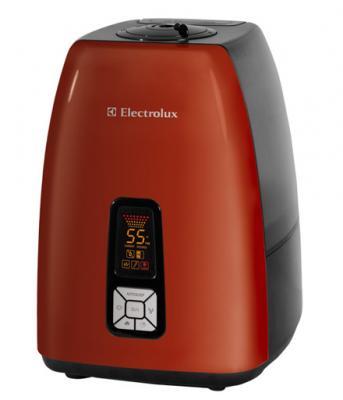 Ультразвуковой увлажнитель воздуха Electrolux EHU 5525D (терракотовый) - общий вид