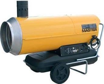 Тепловая пушка Master BV 77 E - общий вид