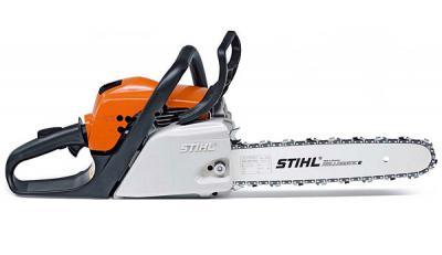 Бензопила цепная Stihl MS 211 - общий вид