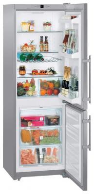 Холодильник с морозильником Liebherr CUNesf 3503 - общий вид