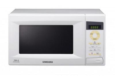 Микроволновая печь Samsung MW63FR/BWT - вид спереди