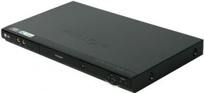 DVD-плеер LG DKS-3000 - Вид сверху