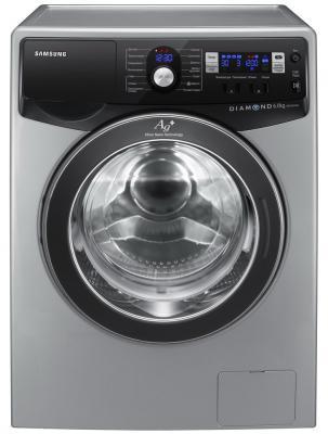 Стиральная машина Samsung WF9592GQR (WF9592GQR/YLP) - вид спереди