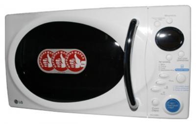 Микроволновая печь LG MS2358U - вид спереди