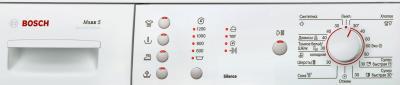 Стиральная машина Bosch WLX 24163 OE - панель управления