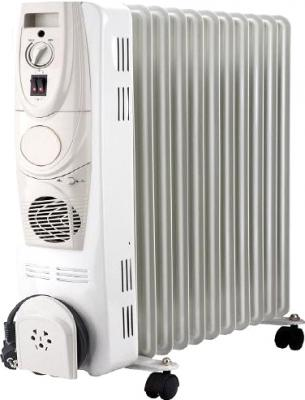 Масляный радиатор River HD901-9 - общий вид