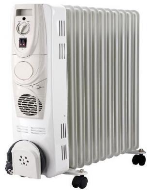 Масляный радиатор River HD901-7 - общий вид