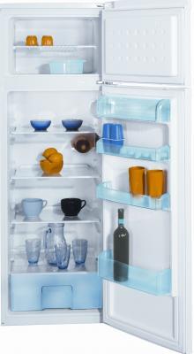 Холодильник с морозильником Beko DSK28000 - вид спереди