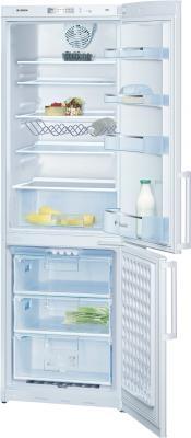 Холодильник с морозильником Bosch KGV36X13 - общий вид