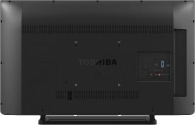 Телевизор Toshiba 32L2453RB - вид сзади
