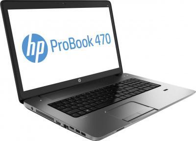 Ноутбук HP ProBook 470 G1 (F7Y27ES) - общий вид