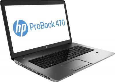 Ноутбук HP ProBook 470 (F7Y31ES) - общий вид