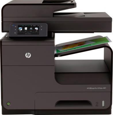 МФУ HP Officejet Pro X576dw (CN598A) - фронтальный вид