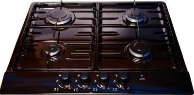 Газовая варочная панель Cezaris СГ 1000-04 (коричневый) - общий вид