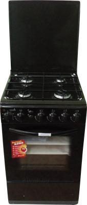 Кухонная плита Cezaris ПГ 2100-15 (Brown) - общий вид