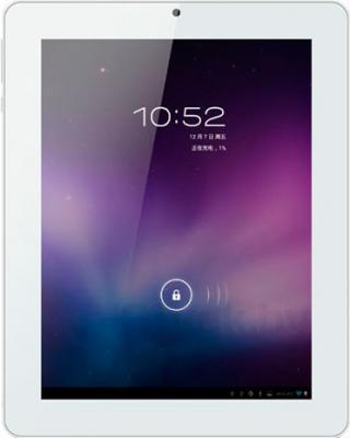 Планшет Ainol Novo 8 Dream (White) - фронтальный вид