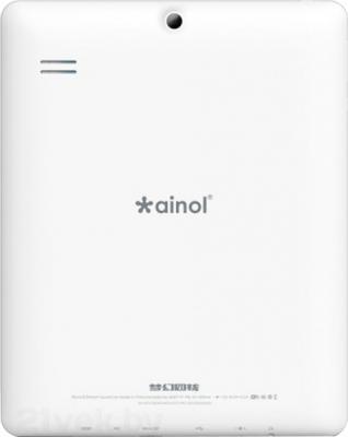 Планшет Ainol Novo 8 Dream (White) - вид сзади
