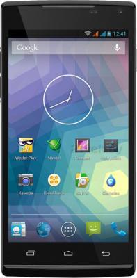 Смартфон Wexler ZEN 4.7 (Black) - общий вид