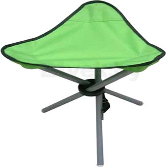 Табурет складной NoBrand 171.002 (Green) - общий вид