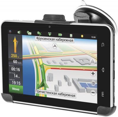 Планшет Treelogic Gravis 73 3G Gb GPS - вполоборота