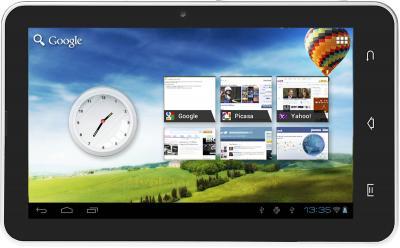Планшет Treelogic Gravis 73 3G Gb GPS - общий вид