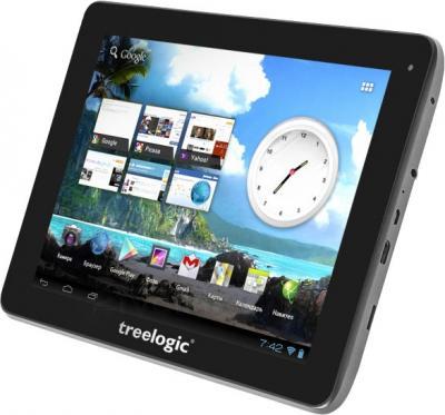 Планшет Treelogic Gravis 97 3G GPS - вполоборота