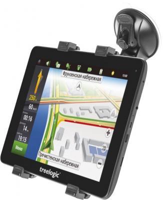 Планшет Treelogic Gravis 97 3G GPS - под наклоном
