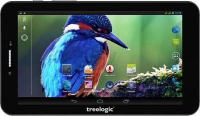 Планшет Treelogic Brevis 712DC 3G - общий вид