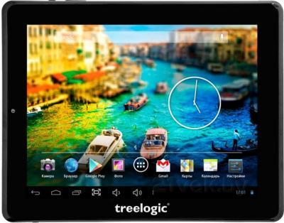 Планшет Treelogic Brevis 971DC 16Gb 3G - общий вид