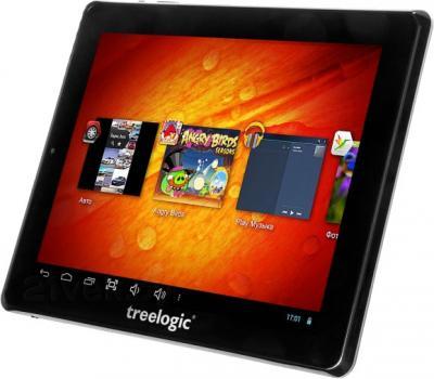 Планшет Treelogic Brevis 971DC 16Gb 3G - вполоборота