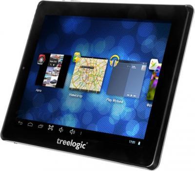 Планшет Treelogic Brevis 971DC 8Gb 3G - вполоборота