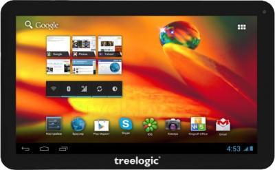 Планшет Treelogic Brevis 1005DC 3G - общий вид