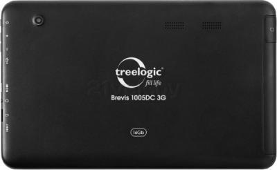 Планшет Treelogic Brevis 1005DC 3G - вид сзади