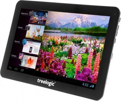 Планшет Treelogic Brevis 1005DC 3G - вполоборота