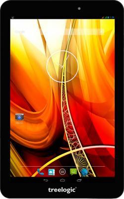 Планшет Treelogic Brevis 1007QC 3G IPS GPS - фронтальный вид