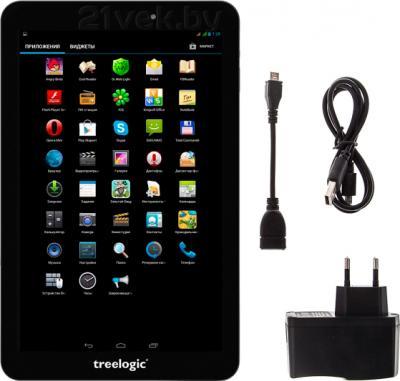 Планшет Treelogic Brevis 1007QC 3G IPS GPS - комплектация