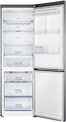 Холодильник с морозильником Samsung RB31FERNCSA/RS - с открытой дверцей