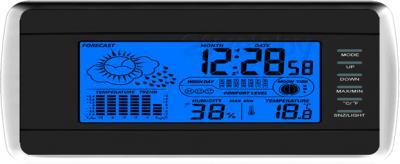 Метеостанция цифровая DigiOn PTBY3711A - общий вид