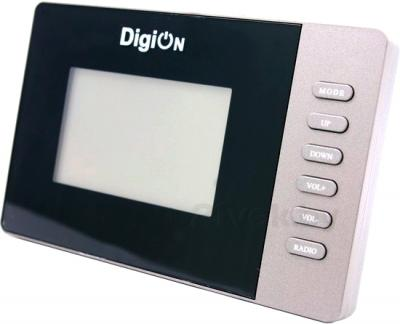 Метеостанция цифровая DigiOn PTBY3053R - общий вид