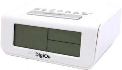 Метеостанция цифровая DigiOn PTE0206FM - общий вид