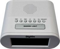 Метеостанция цифровая DigiOn PTE0209FM -