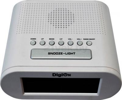 Метеостанция цифровая DigiOn PTE0209FM - общий вид